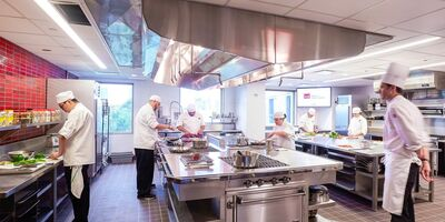 Design tips culinary school kitchen